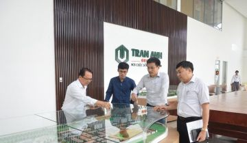Trần Anh Group: Nhận giải thưởng Sao Vàng đất Việt năm 2018