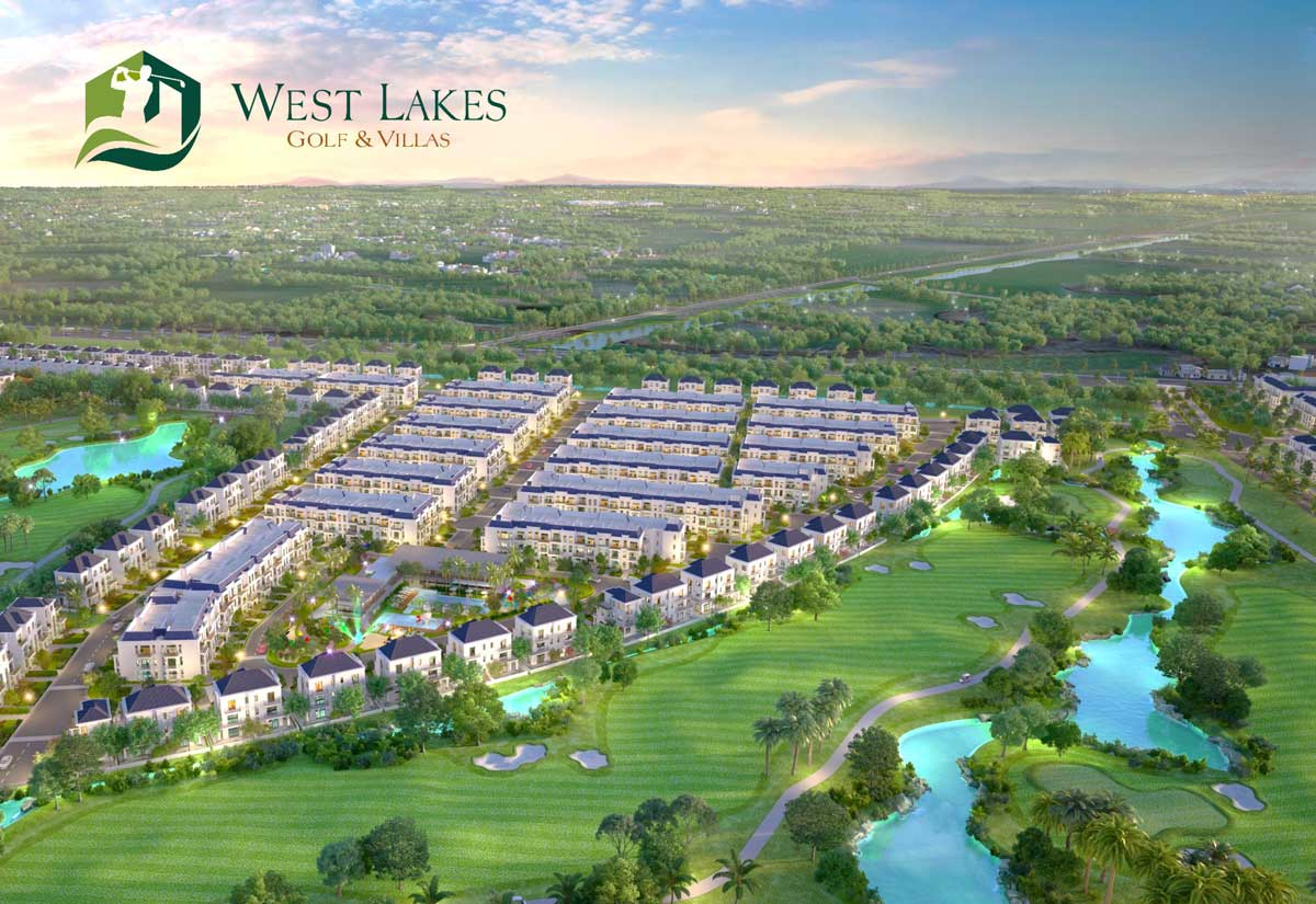 West Lakes Golf & Villas - 1