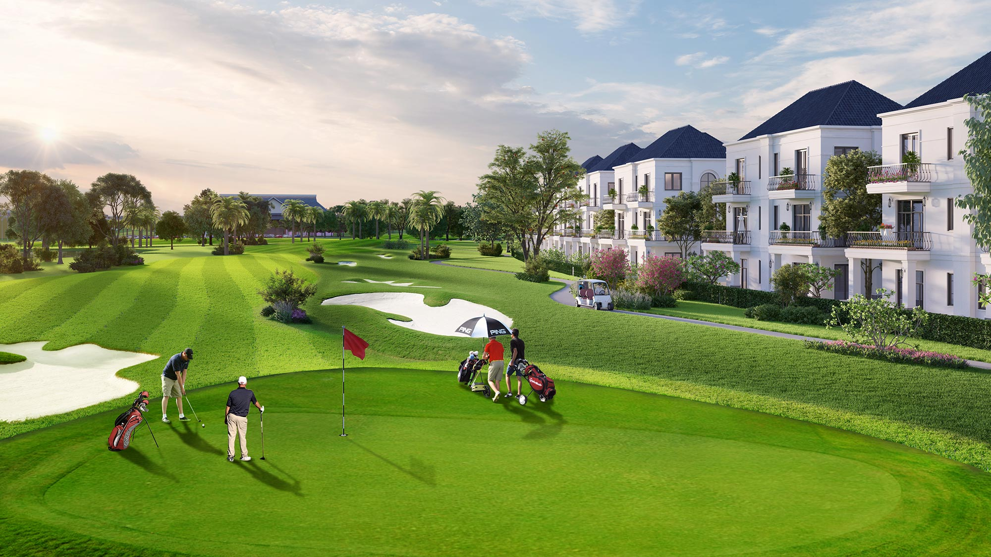 West Lakes Golf & Villas - 2