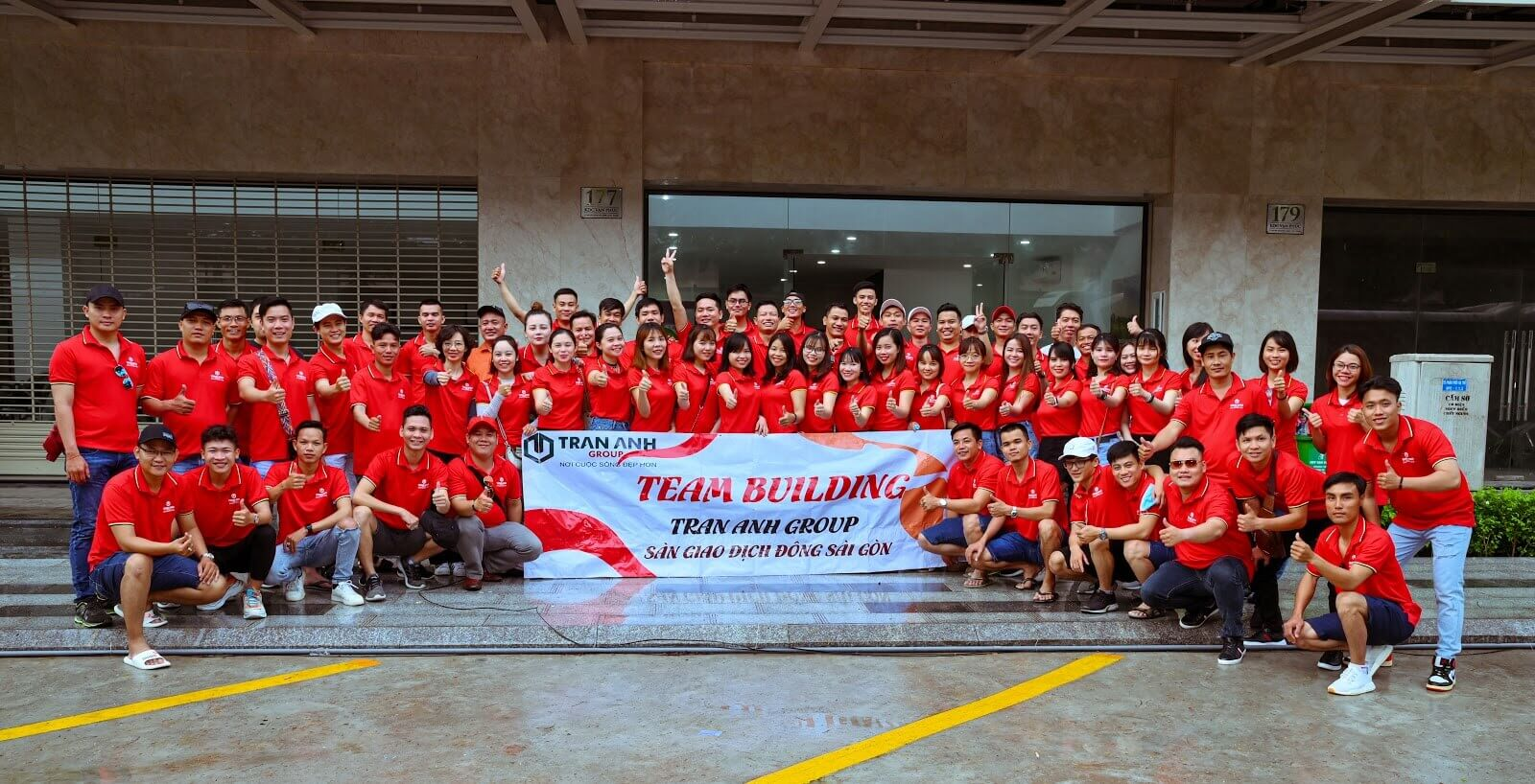 Teambuilding Trần Anh Group - 1